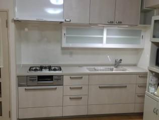 リフォ-ム後キッチン